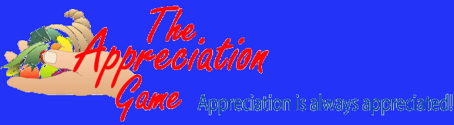 Appreciation Game Masthead Image